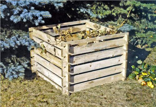 compostiera in legno migliore