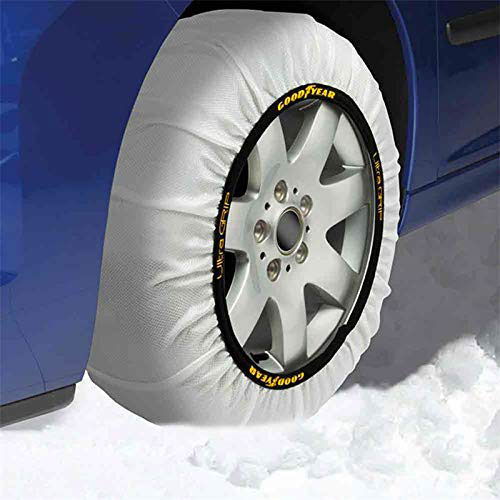 calze da neve per auto goodyear
