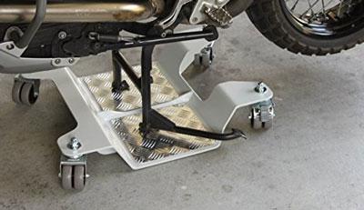 Carrello Sposta Moto per BMW R 1200 GS Adventure ConStands Heavy Duty