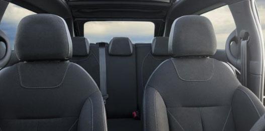 WOLTU AS7254 Coprisedile Anteriore Singolo Universale per Auto Seat Cover Protezione per Sedile di Poliestere Nero