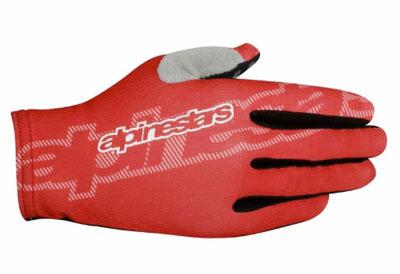 guanti da motocross