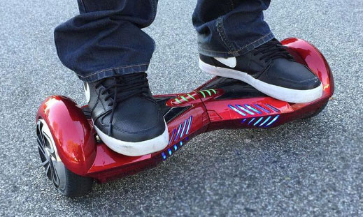 hoverboard professionale