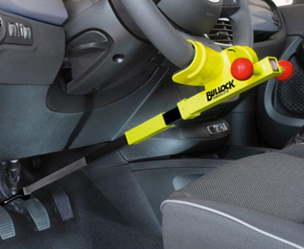 Accessori per Auto antifurto con Blocco del Volante Bloccasterzo Antifurto Auto Universale