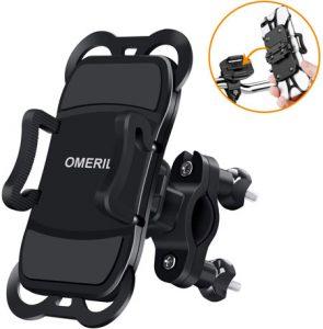 supporto porta smartphone da moto omeril