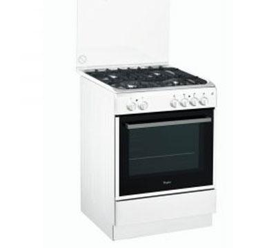 cucina con forno a gas