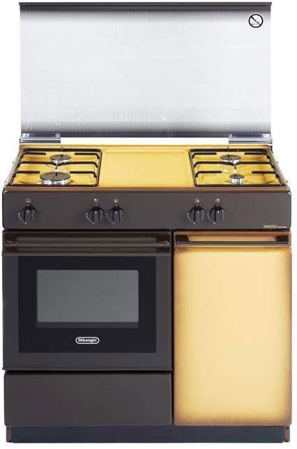 cucina con forno a gas delonghi migliore