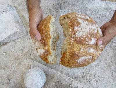impastatrice per pane
