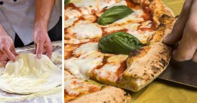 impastatrice per pizza