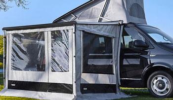 veranda per camper e roulotte