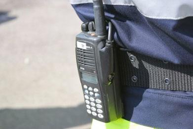 walkie talkie outdoor