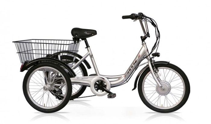bici a tre ruote
