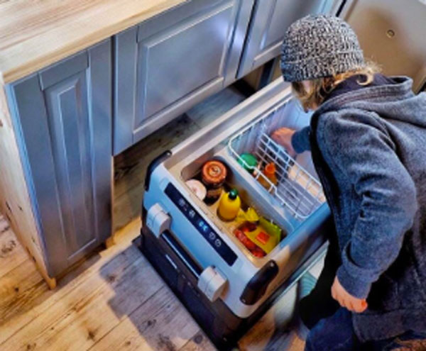 frigorifero per camper