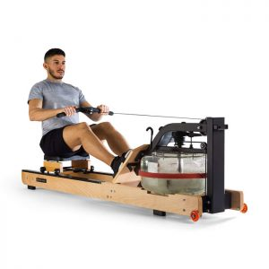 Vogatore Panca Palestra Cardio Richiudibile Fitness Professionale Braccia 100 Kg