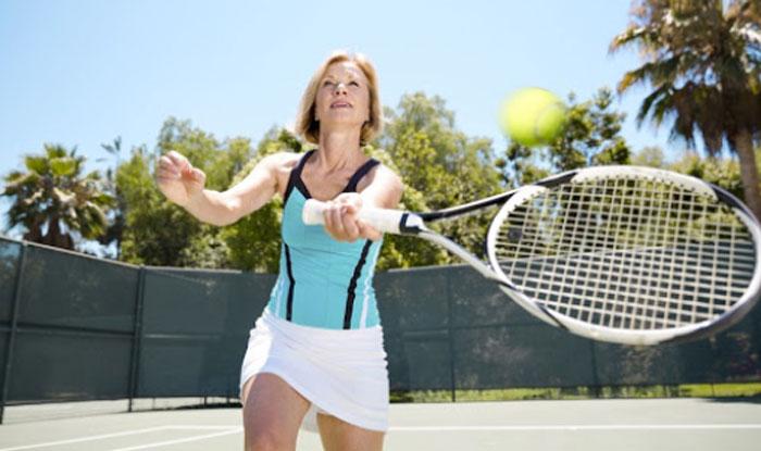 gonna da tennis