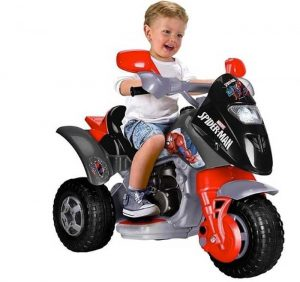 moto elettrica bambini