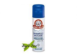 shampoo secco per gatti migliore