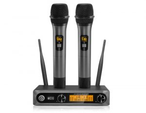 microfono wireless senza fili migliore