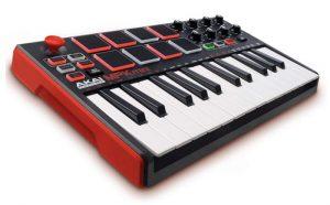 tastiera midi per home studio