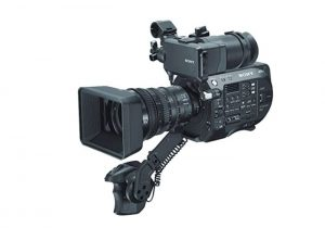 videocamera sony 4k