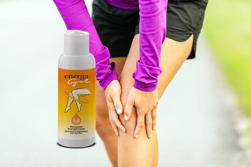 energa gel crema per gambe pesanti