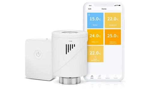 valvola termostatica wifi migliore