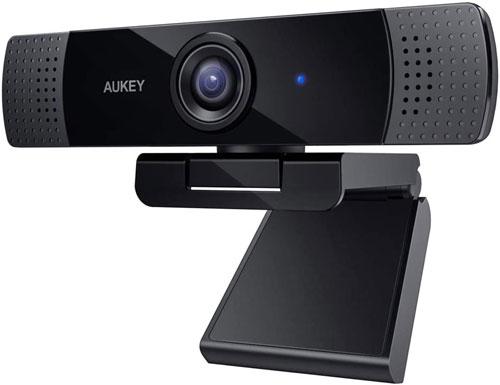webcam con microfono per pc migliore aukey
