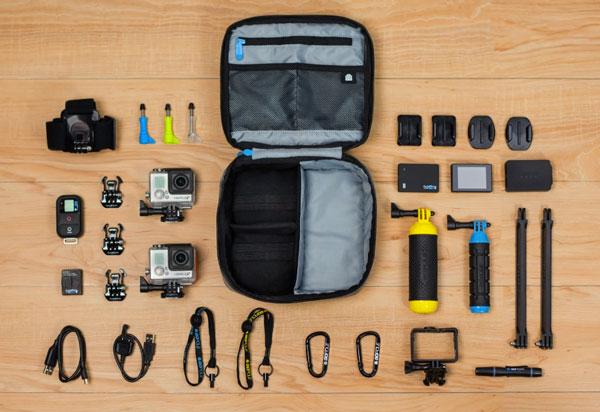 kit accessori gopro action cam