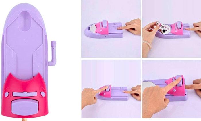 nails maker macchina per decorare le unghie