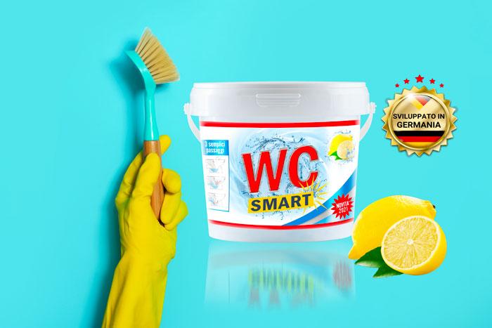 wc smart schiuma