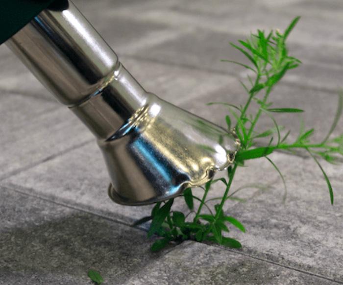 bionic burner elimina erbacce