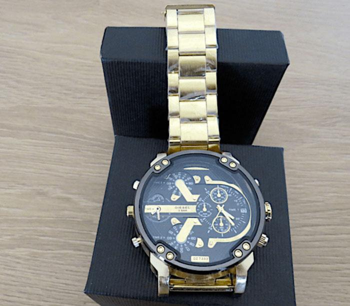 golden watch opinioni